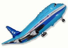 Самолет (синий) F 40