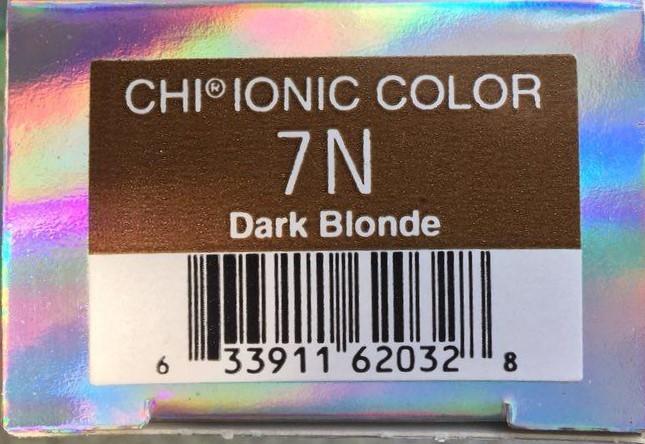 Крем-краска CHI Ионик 7 N 85 гр