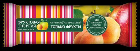 """Фруктовый батончик Фрутилад """"Только фрукты""""30г"""