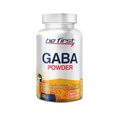 BE FIRST GABA 120 КАПС