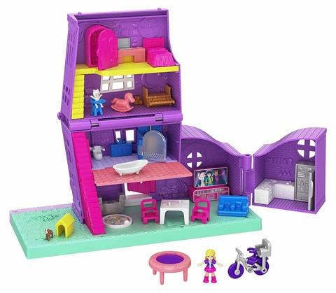 Polly Pocket Дом Полли