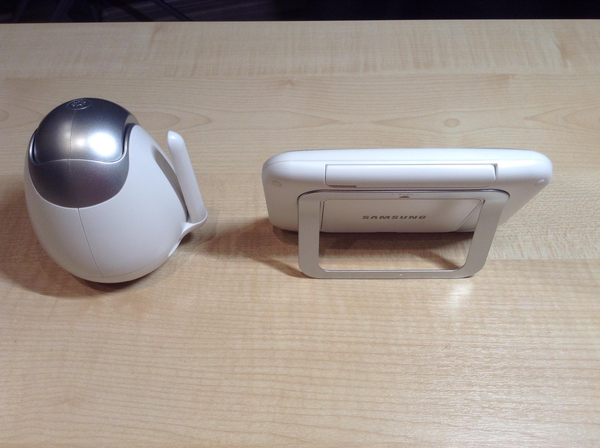 Видеоняня Samsung sew 3053wp купить