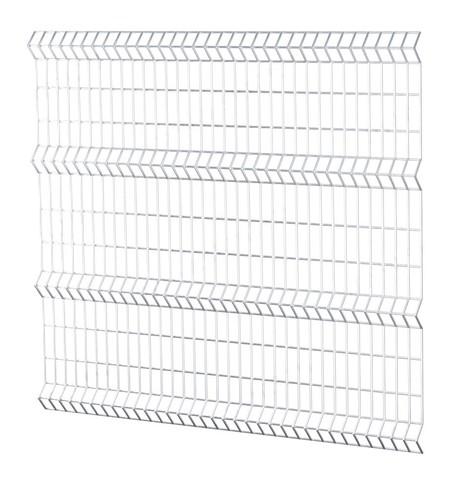 Сетка 1,53х2,5м  оцинкованная  50х200мм / 3мм / 4Р  заборная 3D