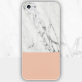Чехол для iPhone 7+/7/6s+/6s/6+/6/5/5s/5с/4/4s MARBLE AND ROSE