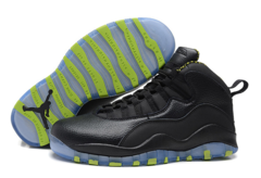 Air Jordan 10 Retro 'Venom Green'
