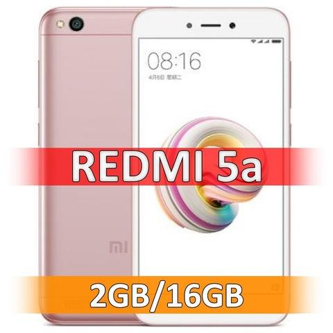 Xiaomi Redmi 5A (2-16Gb) Pink