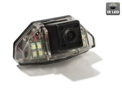 Камера заднего вида для Honda CRV III 06-12 Avis AVS315CPR (#022)