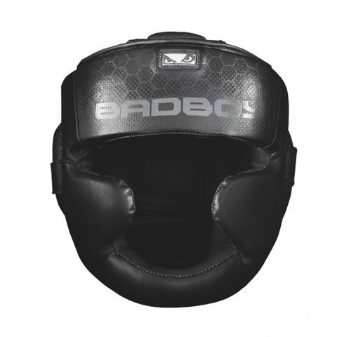 Шлем Bad Boy Legacy 2.0 Head Guard - Black&