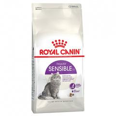 Royal Canin Sensible для взрослых кошек и котов с чувствительной пищеварительной системой