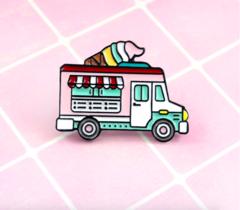 Пин «Машина с мороженым»