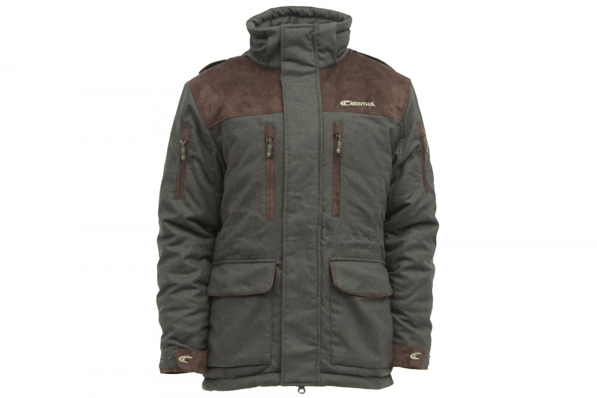 Куртка для охоты Carinthia G-Loft Loden Parka