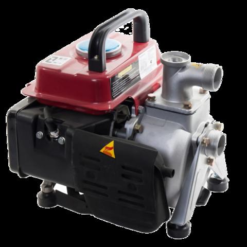 Мотопомпа бензиновая DDE PN40-II (выход 40мм, 2-хтакт, 2.0л.c, напор 17м, 15куб.м/час, бак (PN40-II), шт