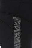 Леггинсы 09178 черный