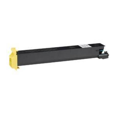 Совместимая туба TN-214Y Katun желтая для Konica Minolta C200