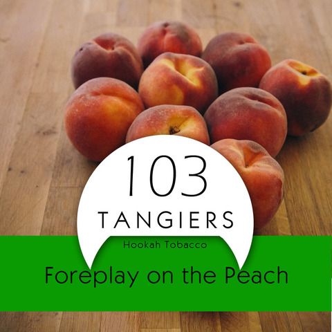 Табак Tangiers Birquq Foreplay on the Peach (Персиковая прелюдия) 250 г
