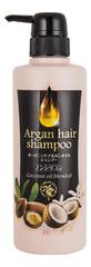 Шампунь для волос с маслом арганы и кокоса Argan Hair Shampoo 450мл
