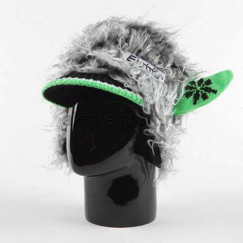 Шапка с волосами Eisbar Power Horn 959