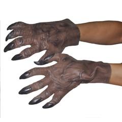 Ужасы перчатки силиконовые Монстр — Hand Latex Costume Props Halloween