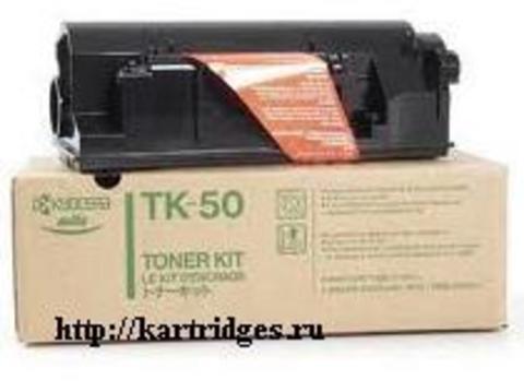 Картридж Kyocera TK-50