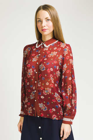 <p>Блуза</p> BLUGIRL FOLIES