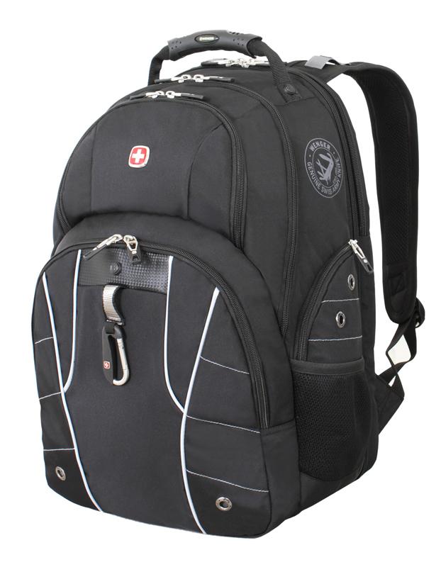Городской рюкзак Wenger 6939204408 Black, Switzerland