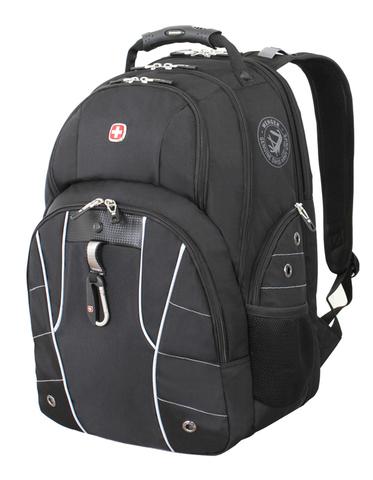 Городской рюкзак Wenger 6939204408 Black, Switzerland, фото 2