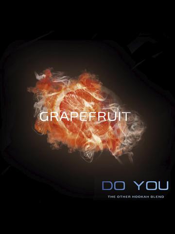 Кальянная смесь DO YOU - Grapefruit (Грейпфрут), 50г.
