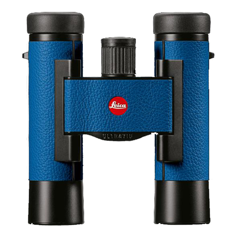 Бинокль LEICA Ultravid 10x25 Colorline, capri-blue