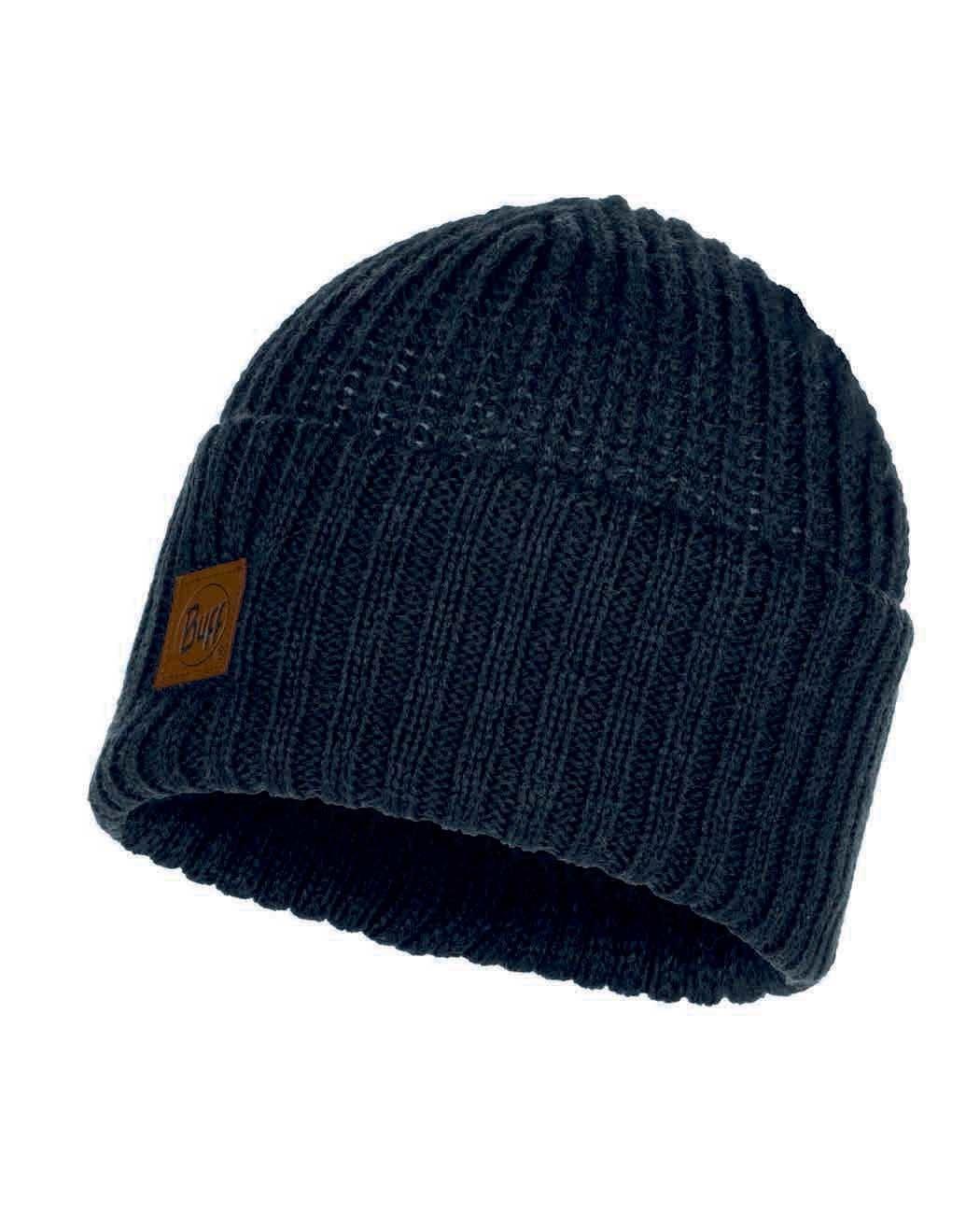 Шапки средней вязки Вязаная шапка Buff Hat Knitted Rutger Graphite 117845.901.10.00.jpg