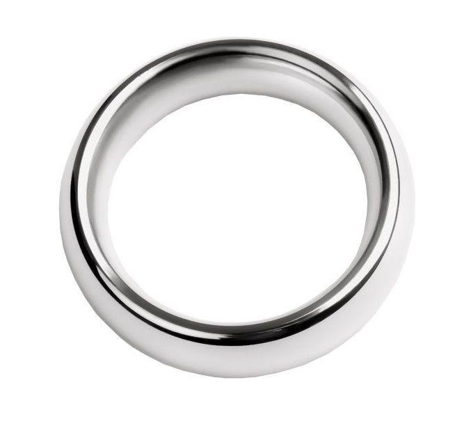 Эрекционные кольца: Металлическое эрекционное кольцо размера L