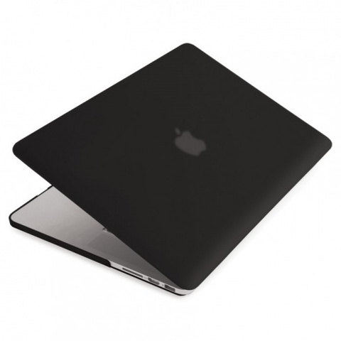 Накладка пластик MacBook Pro 13,3 Retina /matte black/