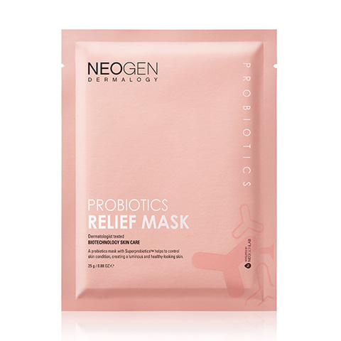 Маска NEOGEN Probiotics Relief Mask 5шт.