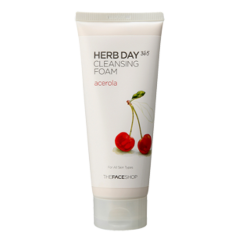 HERBDAY 365 CLEANSING FOAM ACEROLA