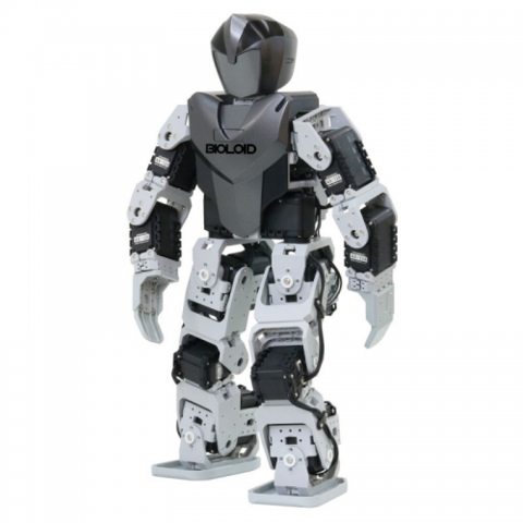 Robotis Bioloid Premium — человекоподобный робот-конструктор