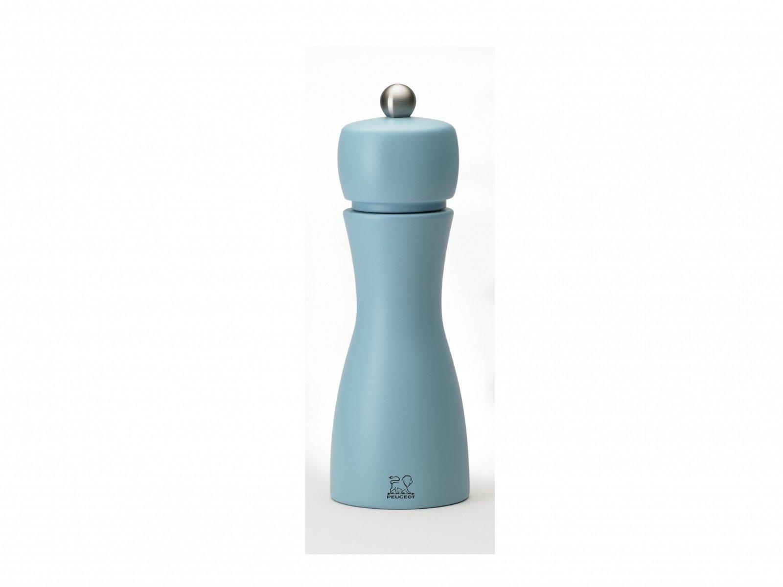 Мельницы Tahiti Peugeot для соли и перца, 15 см, голубой+синий (набор)