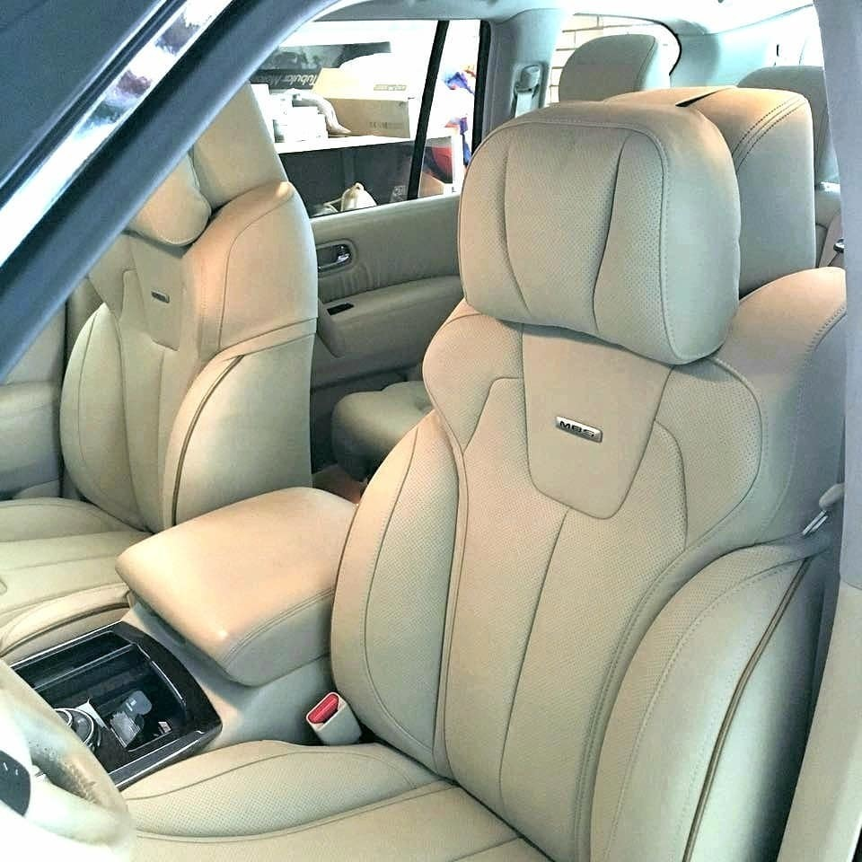 MBS Smart Seats for Nissan Patrol