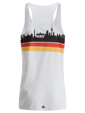 Майка, Gri, Берлин, женский, белый
