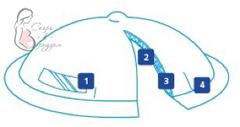Hartmann. Прокладки для груди одноразовые Bel Baby Nursing Pads, 1уп/30 шт.