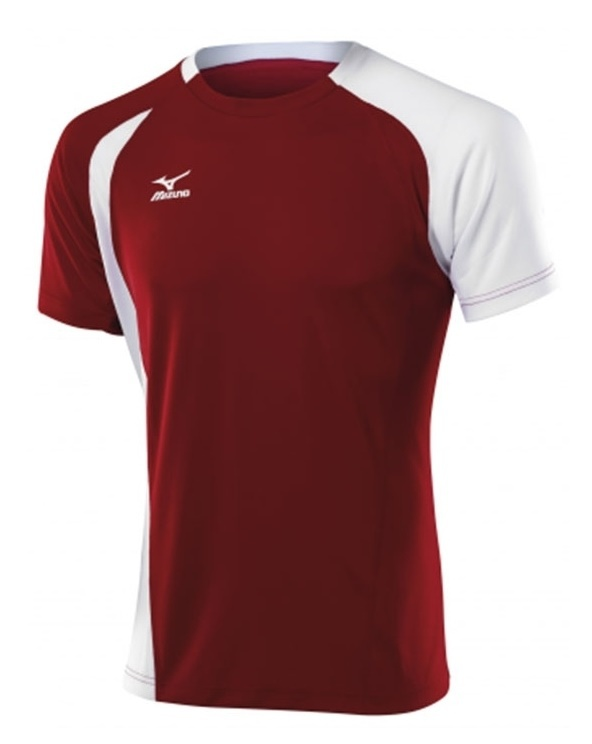 Мужская волейбольная футболка Mizuno Trade Top (59HV351M 62) красная