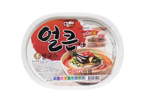 Рисовая вермишель б/п со вкусом острой говядины, 92г