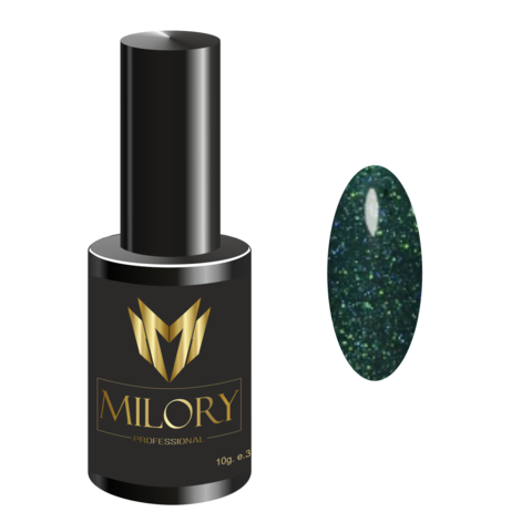 Milory, Гель-лак Crystal Collection №13