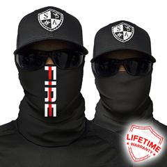 Бандана SA Fire | Thin Red Line | Two-Sided