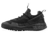 Кроссовки Мужские Nike Air Huarache Utility Black
