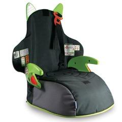 Рюкзак-автокресло Boostapak Green : бустер детский зелёный