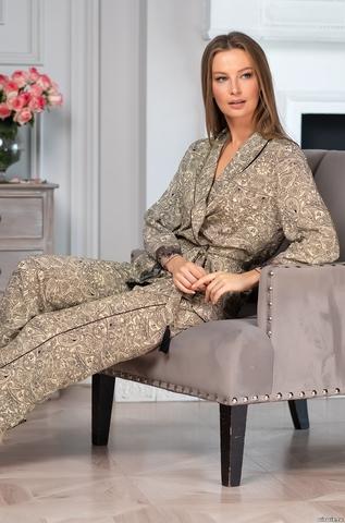 Пижама с брюками  Mia-Amore DOMINICA ДОМИНИКА 1266