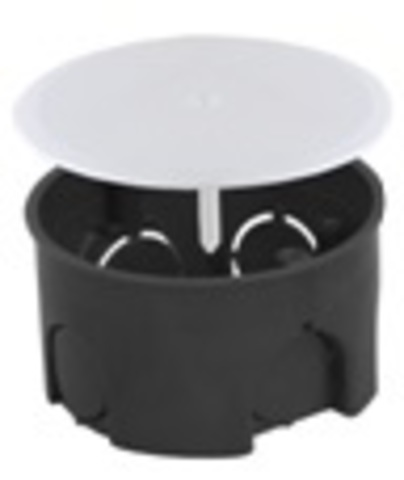 Распаячная коробка СП D73х42мм, крышка, IP20, TDM