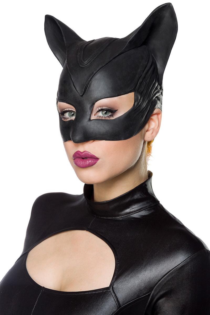 Маска Женщина кошка