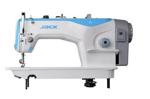 Одноигольная прямострочная швейная машина Jack F4 -H | Soliy.com.ua