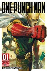 One-Punch Man Volume 1 -Manga