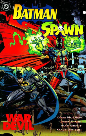 Batman/Spawn: War Devil